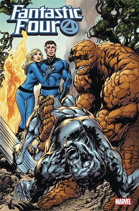 FANTASTIC FOUR ANTITHESIS #1 (OF 4)