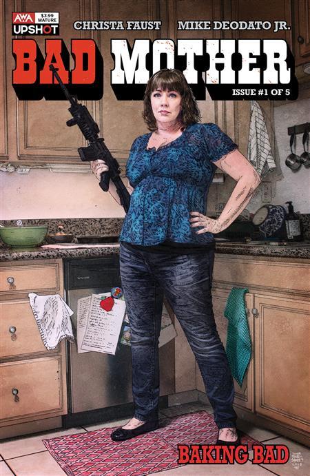 BAD MOTHER #1 CVR B BRADSTREET (MR)