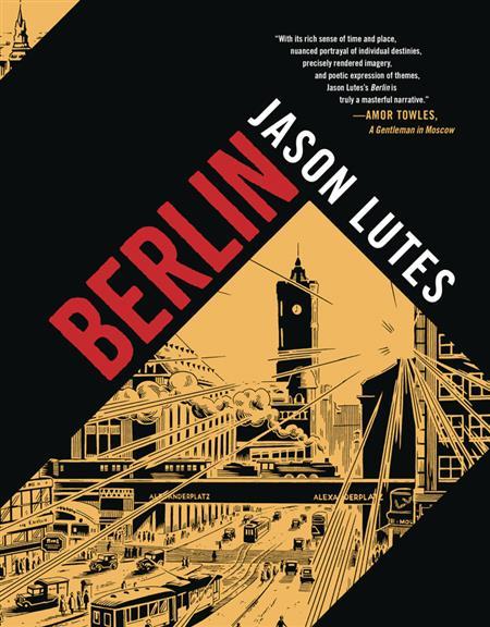 BERLIN TP COMPLETE (MR) (C: 0-1-2)