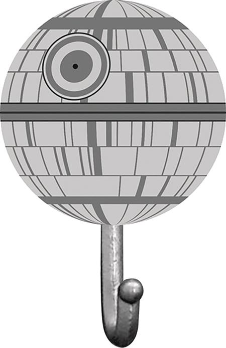 STAR WARS DEATH STAR METAL WALL HOOK (C: 1-1-2)