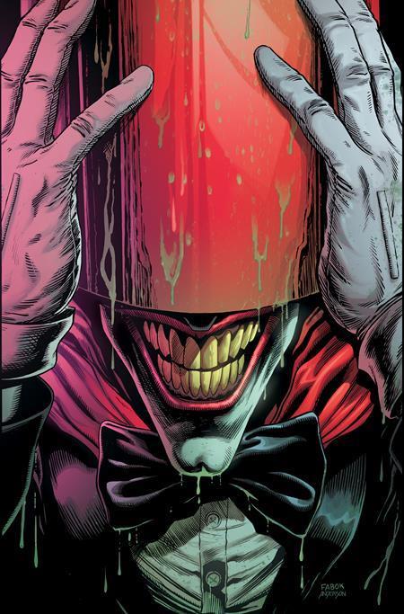 BATMAN THREE JOKERS #1 (OF 3) PREMIUM VAR A RED HOOD