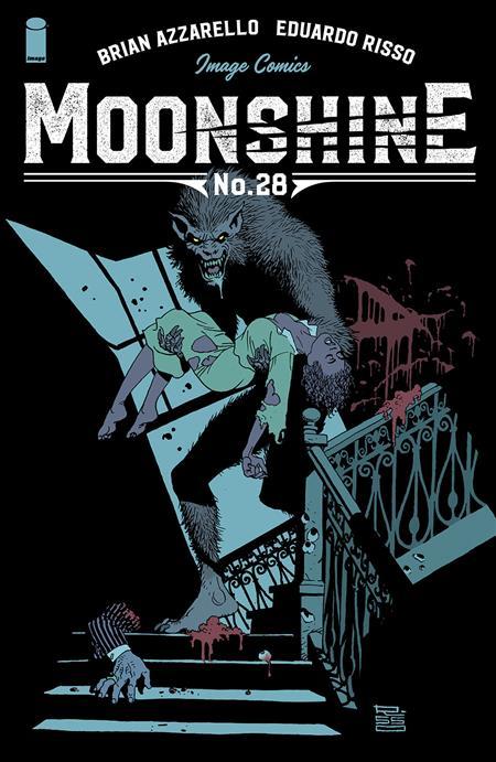 MOONSHINE #28 (MR)
