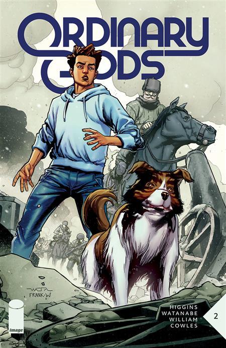 ORDINARY GODS #2 (MR)