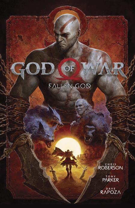 GOD OF WAR FALLEN GOD TP (MR) (C: 0-1-2)