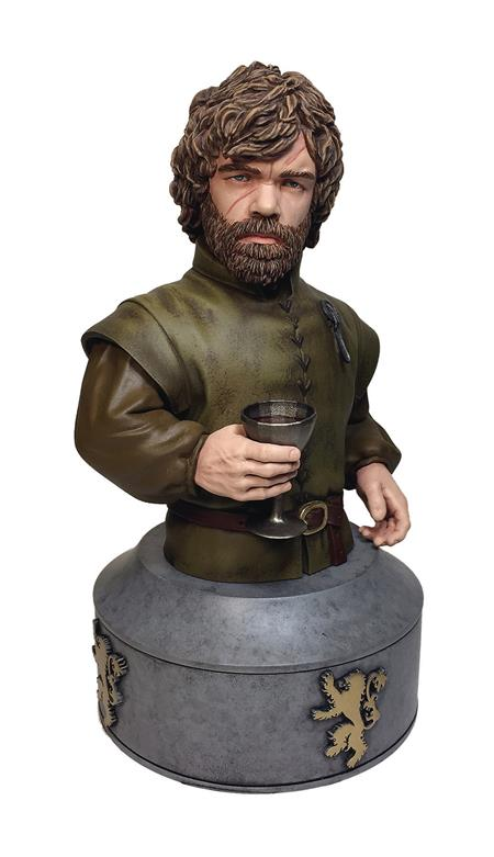 GOT TYRION LANNISTER HAND OF THE QUEEN BUST (C: 1-0-0)