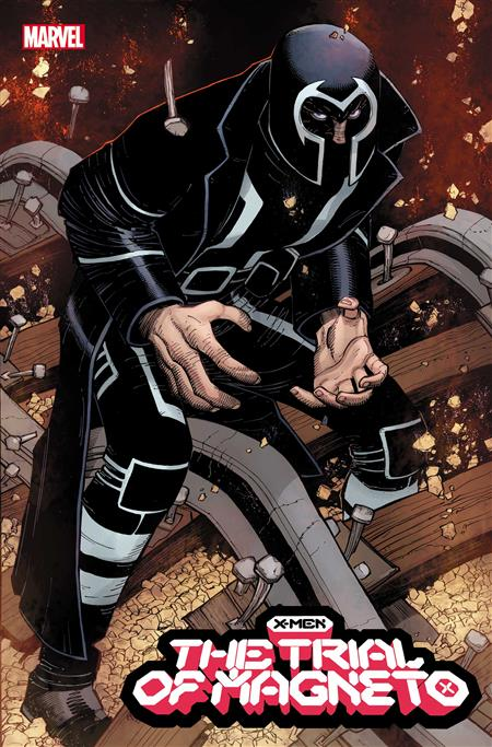 X-MEN TRIAL OF MAGNETO #1 (OF 5) ROMITA VAR