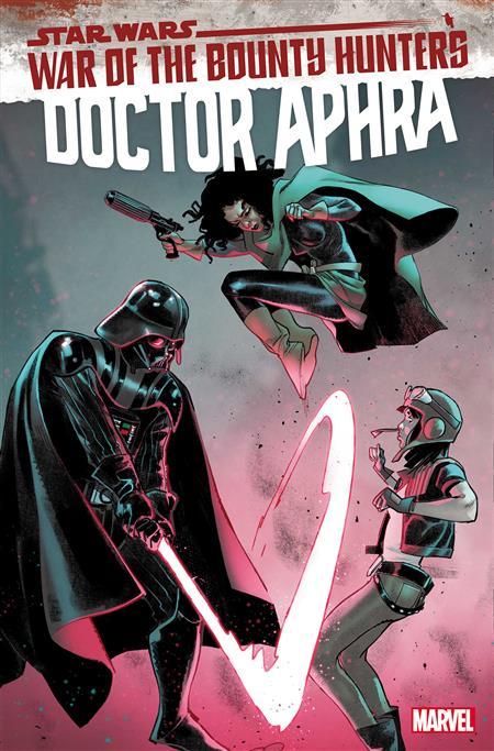 STAR WARS DOCTOR APHRA #13 WOBH