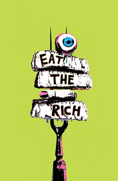 EAT THE RICH #1 (OF 5) CVR B CAREY (MR)