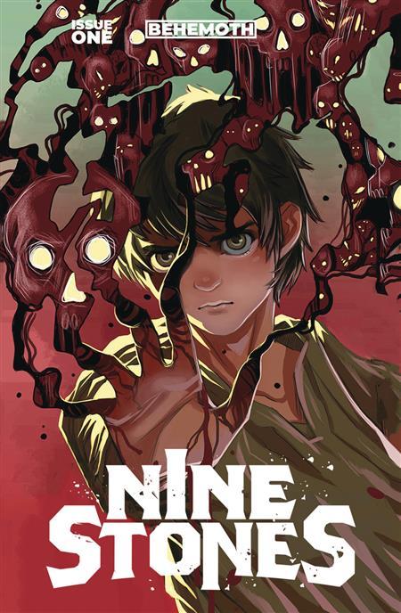 NINE STONES #1 CVR C SPANO (MR)