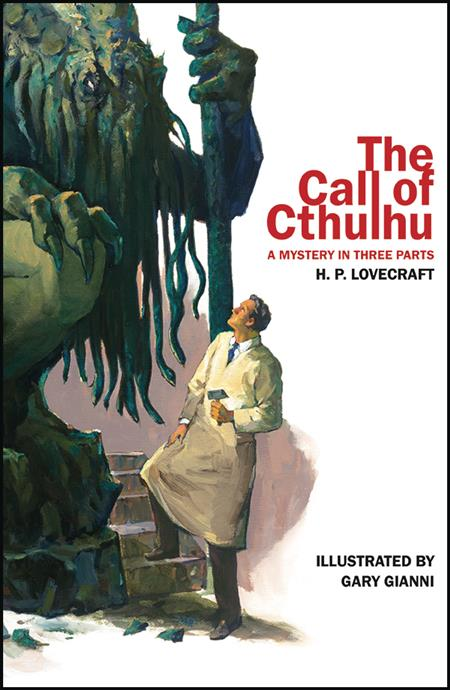CALL OF CTHULHU MYSTERY IN 3 PARTS ILLUSTRATED SC (C: 0-1-0)