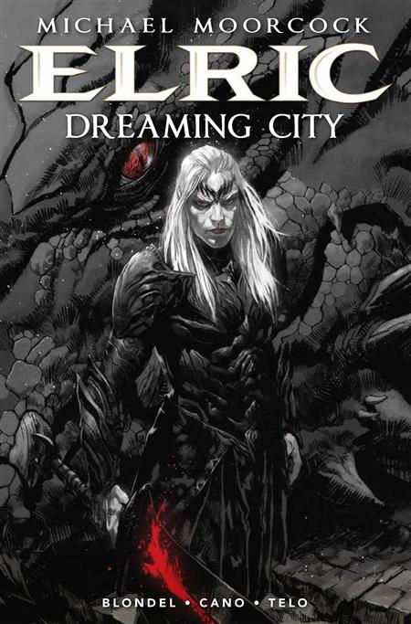 ELRIC DREAMING CITY #1 CVR B SECHER (MR)