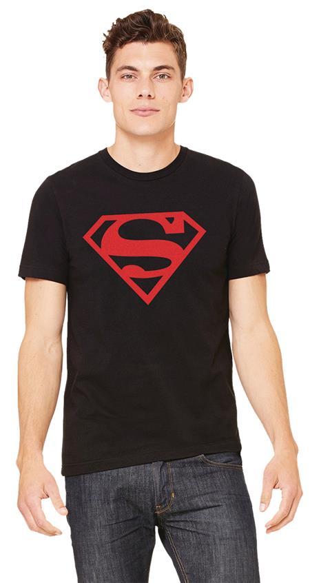 SUPERBOY SYMBOL T/S LG (C: 1-1-2)