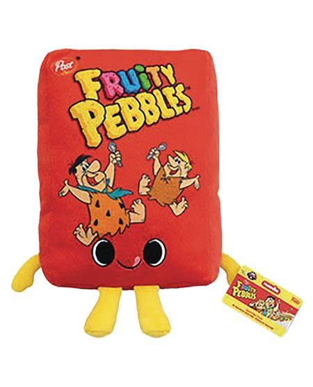 FUNKO FRUITY PEBBLES CEREAL BOX PLUSH (C: 1-1-1)