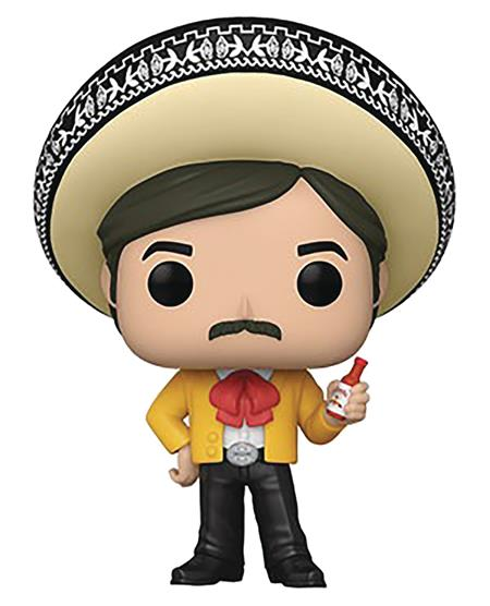 POP AD ICONS TAPATIO TAPATIO MAN VIN FIG (C: 1-1-2)