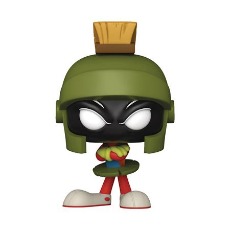 POP MOVIES SPACE JAM MARVIN THE MARTIAN VIN FIG (C: 1-1-2)