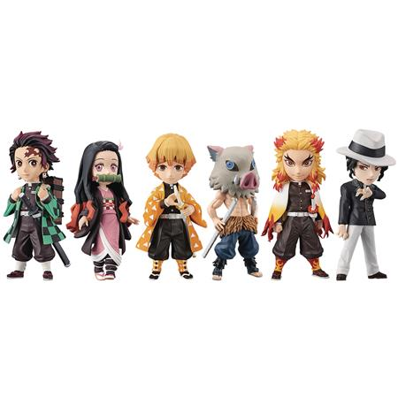 DEMON SLAYER WORLD SPECIAL COLL 12PC BMB FIG ASST (C: 1-1-2)