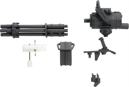MSG WEAPON UNIT GATLING GUN MODEL KIT ACCESSORY (Net) (C: 1-