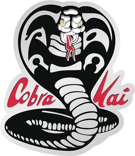 THE KARATE KID COBRA KAI LOGO CON EXCLUSIVE ENAMEL PIN (Net)