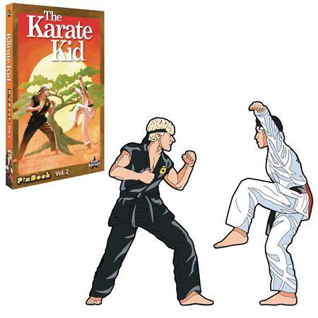 KARATE KID V2 PIN BOOK SET (C: 1-1-2)