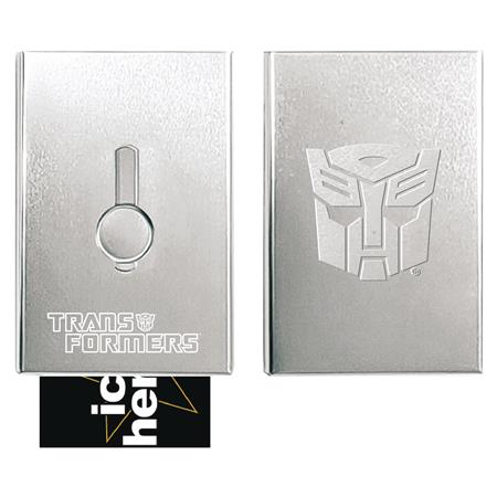 TRANSFORMERS AUTOBOT FACTION BUSINESS CARD HOLDER (C: 1-1-2)