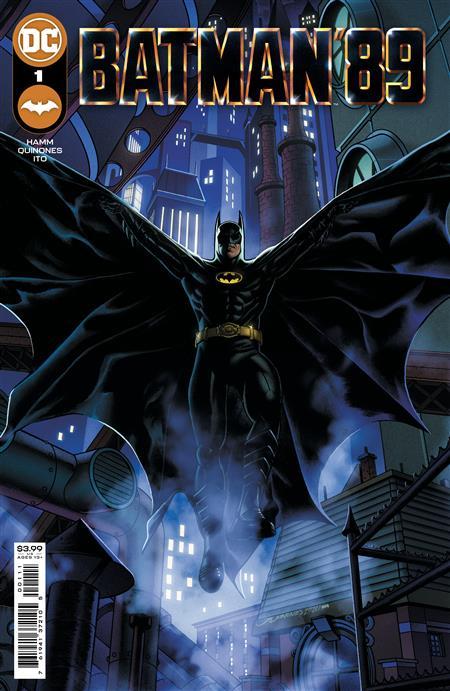 BATMAN 89 #1 (OF 6) CVR A JOE QUINONES