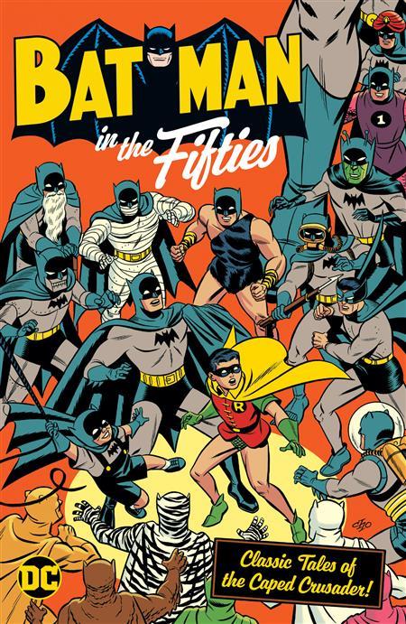 BATMAN IN THE FIFTIES TP