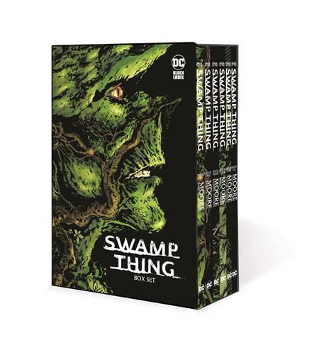SAGA OF THE SWAMP THING BOX SET (MR)