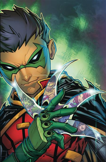 TEEN TITANS TP VOL 01 DAMIAN KNOWS BEST (REBIRTH) *Special Discount*