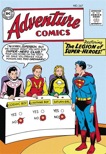LEGION OF SUPER HEROES SILVER AGE OMNIBUS HC VOL 01 *Special Discount*