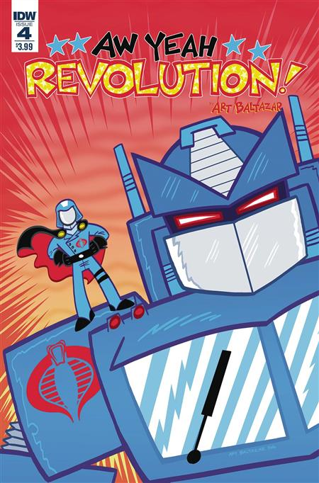 REVOLUTION AW YEAH #4