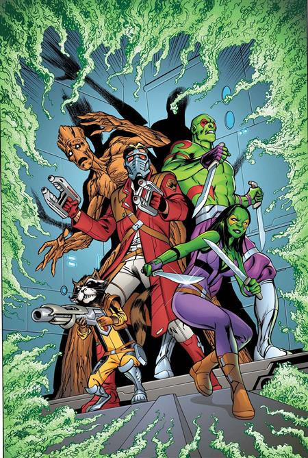 GUARDIANS OF GALAXY MOTHER ENTROPY #1 (OF 5)