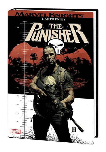PUNISHER BY GARTH ENNIS OMNIBUS HC NEW PTG *Special Discount*