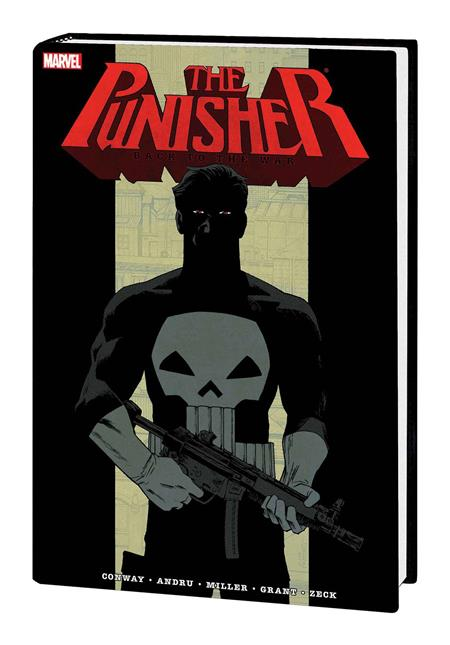 PUNISHER BACK TO WAR OMNIBUS HC *Special Discount*