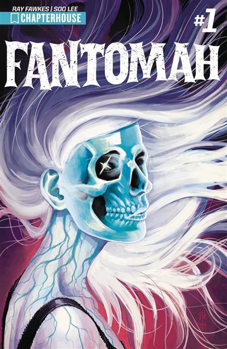 FANTOMAH #1 CVR A MORRISETTE