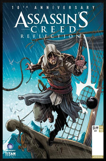 Assassins Creed Reflections #3 (of 4) Cvr B Arranz (MR ...