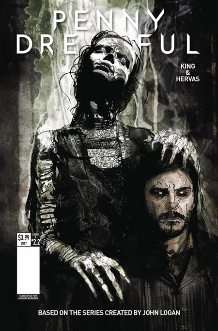 PENNY DREADFUL #2 CVR A JONES