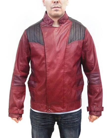 GUARDIANS OF THE GALAXY STAR-LORD JACKET LG (C: 1-1-2)