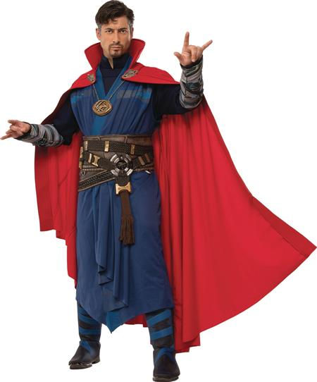 GRAND HERITAGE DR STRANGE COSTUME CAPE (Net) (C: 1-0-2)