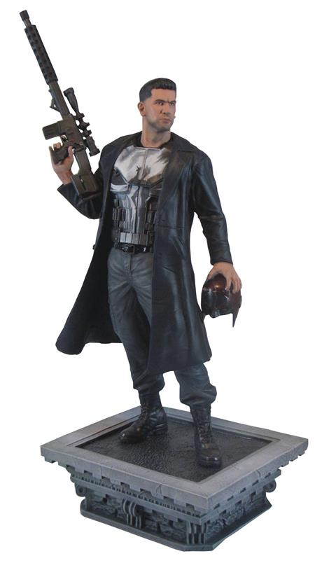 MARVEL GALLERY NETFLIX PUNISHER PVC FIG (C: 1-1-2)