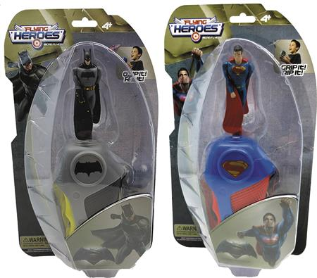 FLYING HEROES MINI-SIZE DC ASST (Net) (C: 1-1-2)