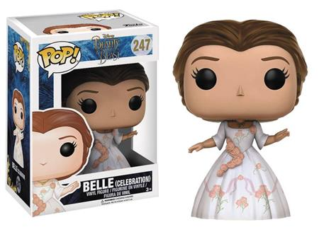 POP BEAUTY & THE BEAST BELLE CELEBRATION VINYL FIG (C: 1-1-2