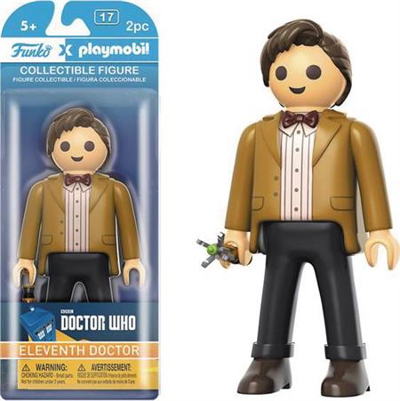 PLAYMOBIL DOCTOR WHO 11TH DOCTOR FIG (C: 1-1-2)