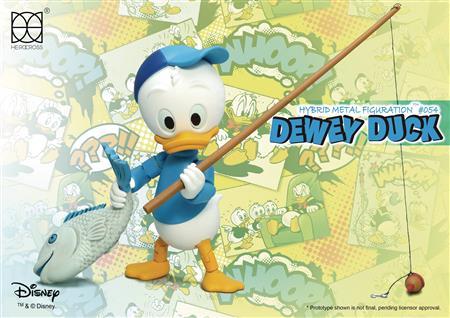 DISNEY DEWEY DUCK HMF-054 AF (C: 1-1-2)