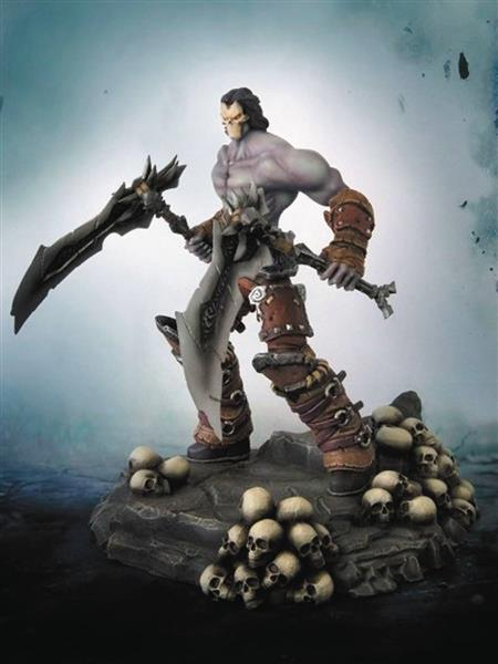 DARKSIDERS 2 STATUE DEATH 10IN PVC STATUE (C: 1-0-2)