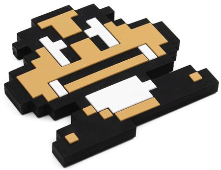 NINTENDO 8-BIT GOOMBA HAND HELD TEETHER (C: 1-1-2)