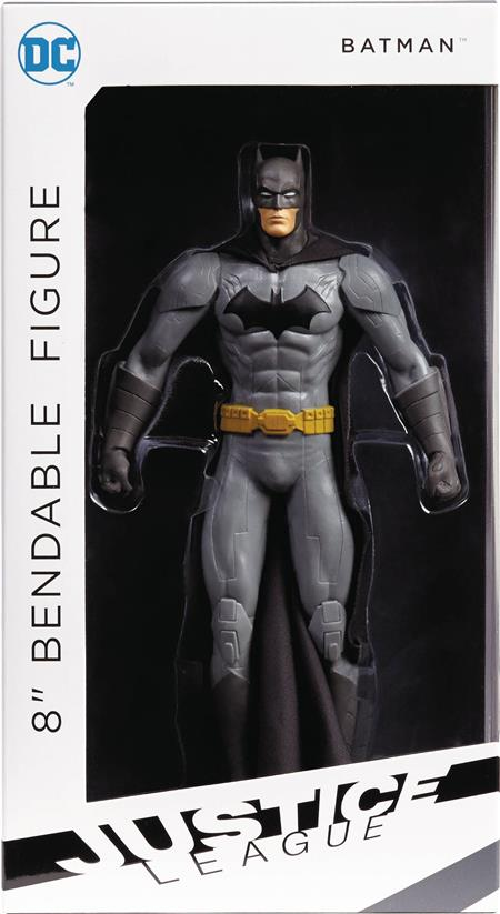 NEW 52 BATMAN 8IN BENDABLE FIGURE (Net) (C: 1-1-2)