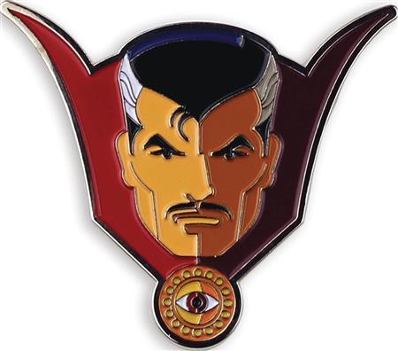 MONDO X MARVEL COMICS DR. STRANGE ENAMEL PIN (C: 1-1-2)