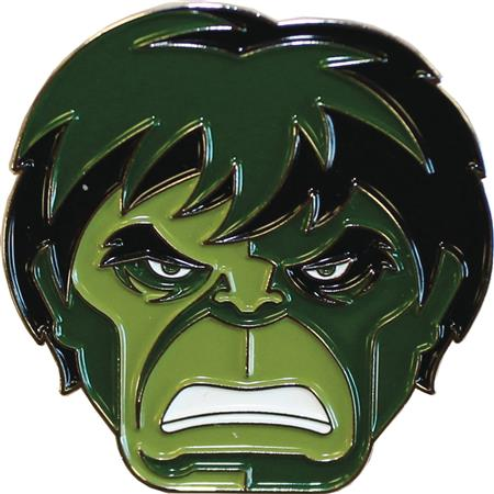 MONDO X MARVEL COMICS INCREDIBLE HULK ENAMEL PIN (C: 1-1-2)