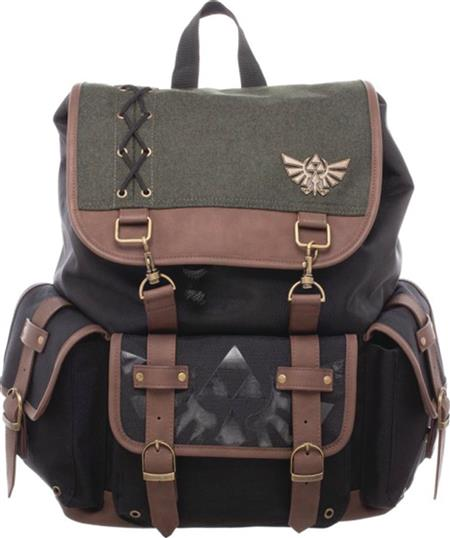 NINTENDO LOZ LINK RUCK SACK BACKPACK (C: 1-0-2)