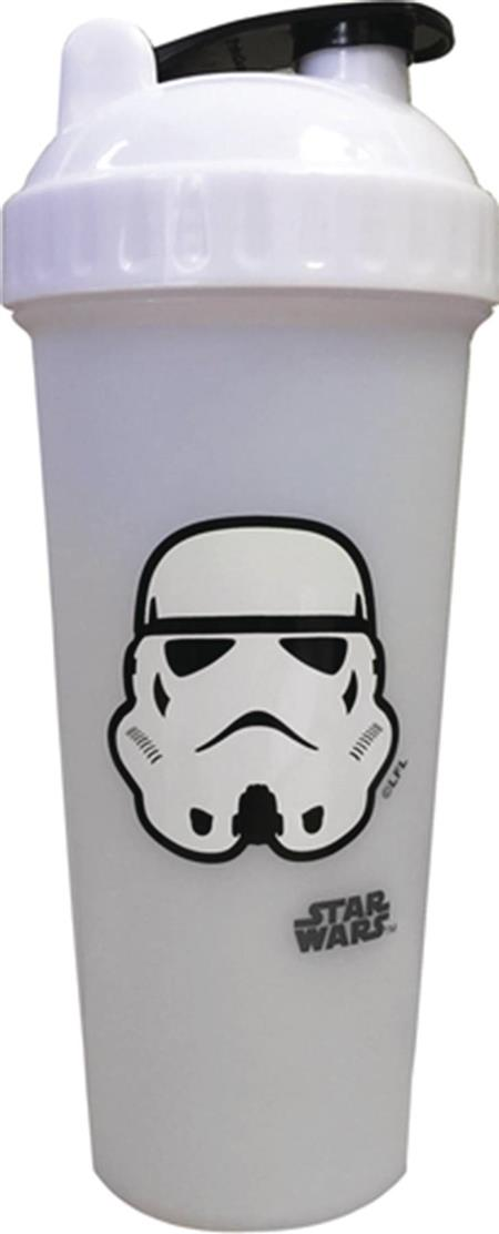 PERFECT-SHAKER STAR WARS STORMTROOPER 28OZ BOTTLE (C: 1-0-2)
